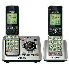VTech CS6629-2 DECT 6.0 Expandable Cordless Phone with Answering System and Call