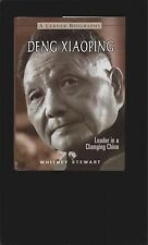 Deng Xiaoping by Whitney Stewart (Signed) (China)