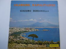 Giacomo Rondinella - Chansons Napolitaines LP France NM