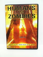 Humans vs. Zombies (DVD, 2012, With Book)