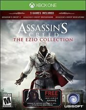 Assassin's Creed The Ezio Collection - Xbox One BRAND NEW SEALED!