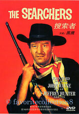The Searchers (1956) - John Wayne, Jeffrey Hunter - DVD NEW