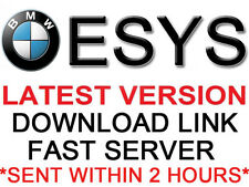 OCTOBER VERSION - BMW E-Sys ESYS 3.27.1 & PSDZDATA PSDZ V3.59.5 Software