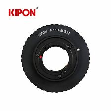 Kipon Adapter for Pentax 110 P110 Lens to Canon EOS M EF-M Mirrorless Camera