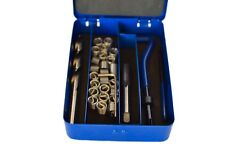 Helicoil Kit 3/8 - 16 thread repair, insert tap set imperial helical powercoil