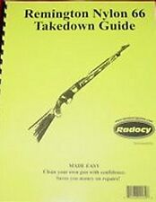 Remington Nylon 66  Rifle Takedown Guide Radocy