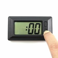 Chic Auto Car Dashboard Electronic LCD Digital Clock Time Date Display Easy Read