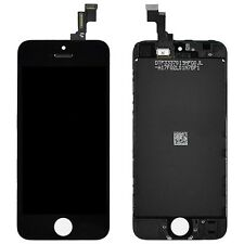 OEM Original Black Digitizer LCD Screen Assembly for iPhone 5S Replacement TEXAS