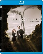 X-Files: The Complete Season 3 (2015, Blu-ray NEUF)6 DISC SET