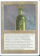 MAGIC THE GATHERING REVISED ARTIFACT BOTTLE OF SULIEMAN