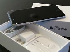 New In Box Apple iPhone 6 128 GB Space Gray GSM Unlocked for ATT T-Mobile