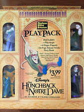 Disney's The Hunchback Of Notre Dame Payless Shoe Source Play Pack