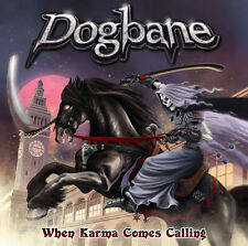 DOGBANE - When Karma Comes Calling (NEW*US METAL*SINISTER REALM*BROCAS HELM)
