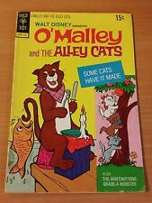 O'Malley and the Alley Cats #6 ~ VERY GOOD VG ~ (1973, Western Publishing Comic)