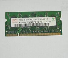 1GB RAM Speicher IBM ThinkPad Lenovo R52 R61e R61i T60 T61 T60p T61P T43p Memory