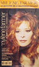 MYLENE FARMER Et Vous N° 18 Novembre 2006 + Calendrier Revue Magasine
