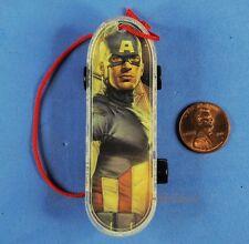 MARVEL SUPERHERO Avengers Finger Skateboard Grab Zags Captain America K1026_B
