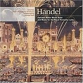 Handel - Water Music Suite & Music for the Royal Fireworks suite (1993)