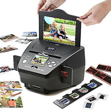 "SVP PS9700 Photo, Film and Slide Scanner to SD Card with 2.4"" LCD Display"