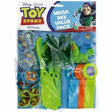 Disney Toy Story Birthday Party Supplies 48PC Mega Value Favor Pack