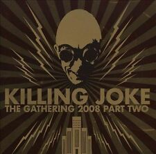 Killing Joke 2 CD The Gathering 2008 Live part two Eighties The Wait sealed Jaz