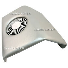 Silver Nail Art Dust Suction Collector Filing Drill Manicure Acrylic 92S