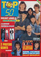 TOP 50 156 (27/2/89) BROS JEAN-JACQUES GOLDMAN