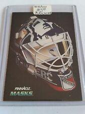 1992-93 Pinnacle #270 Mike Richter MASK : New York Rangers