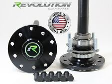 Revolution Axle 07-15 Jeep JK, Rubicon US Made Rear Axle Kit, Dana 44 32 Spine