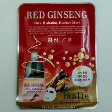 [Malie_All Skin]Korea Cosmetic_Ultra Hydrating Essence Mask Pack_Red Ginseng_1ea