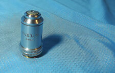 Leitz Microscope Objective Lens 100X/1.30 ~ 170mm