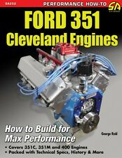 How to Build Ford 351Cleveland, 351M & 400M Performance - Race Engine Book SA252