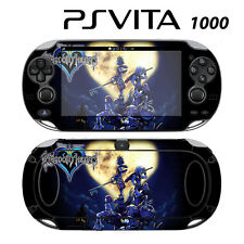 Vinyl Decal Skin Sticker for Sony PS Vita PSV 1000 Kingdom Hearts 1
