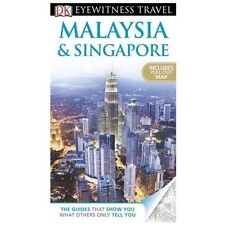 DK Eyewitness Travel Guide: Malaysia and Singapore, Forbes, Andrew, Good Conditi