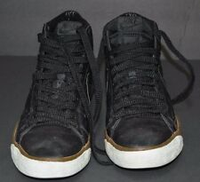 NIKE HIGTH TOP BLACK US MENS 9.5 PRE OWNED RARE STYLE