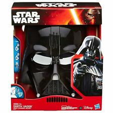 Star Wars The Force Awakens DARTH VADER Voice Changer Helmet Mask Hasbro $59.99