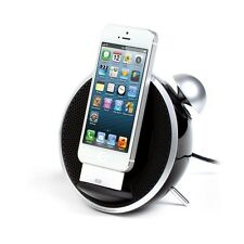 EDIFIER TICK-TOCK iF230 iPHONE 5 DOCK ( iPHONE iPOD SIEHE BESCHREIBUNG) FM RADIO