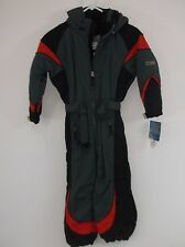 PULSE Insulated Snow Suit for Kids -size Kids Large One Piece Suit. WINDPROOF