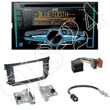 JVC kw-r920bt 2-din USB radio Bluetooth Smart Fortwo br451 09/2010-12/2014 set