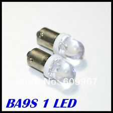 2x12v BA9S Led Light Bulb Car Bulb Uk Stock Interior Lights No Plate Lights