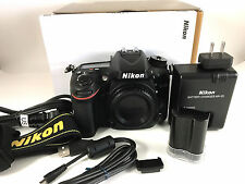Nikon D D7100 24.1 MP Digital SLR Camera - Black (Body Only)