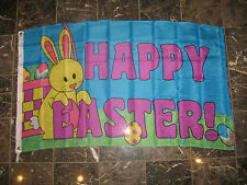 3x5 Happy Easter Flag 3'x5' house banner