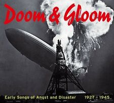 Doom & Gloom-Early canzoni paura of and Disaster CD NUOVO