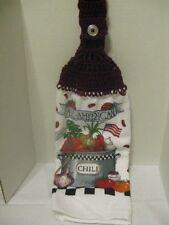 Crochet Kitchen Towel ~ **Gift Idea