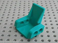 Chaise siège LEGO TECHNIC teal seat 2717 / set 8462 Tow Truck
