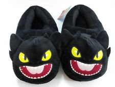 DRAGON TRAINER HOW TO TRAIN YOUR DRAGON SDENTATO PANTOFOLE SLIPPERS PLUSH