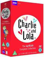 Charlie and Lola: The Absolutely Complete Collection  DVD NEW