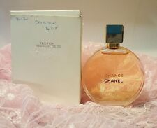 Chanel Chance Eau De Toilette EDT Perfume Spray 3.4oz 100ml