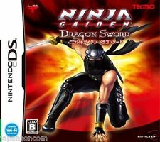 Used DS Ninja Gaiden: Dragon Sword   NINTENDO JAPANESE IMPORT