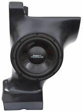"SSV Works Under Dash Subwoofer Enclosure Box 10"" Sub Can-Am Commander / Maverick"